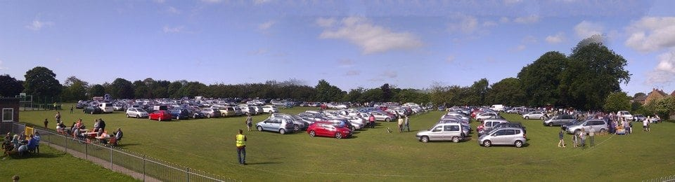 Carden Primary School Car Boot Sale