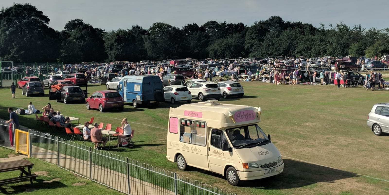 Car Boot Sales Walkington Playing Fields Association