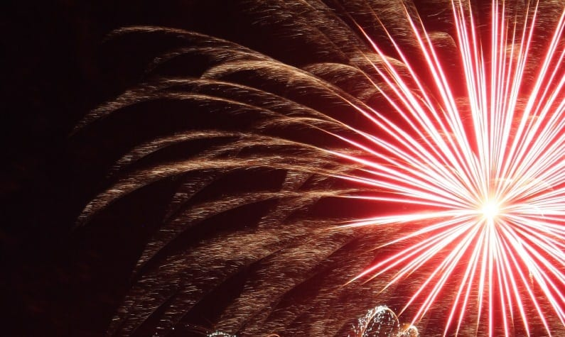 Walkington Fireworks 2018